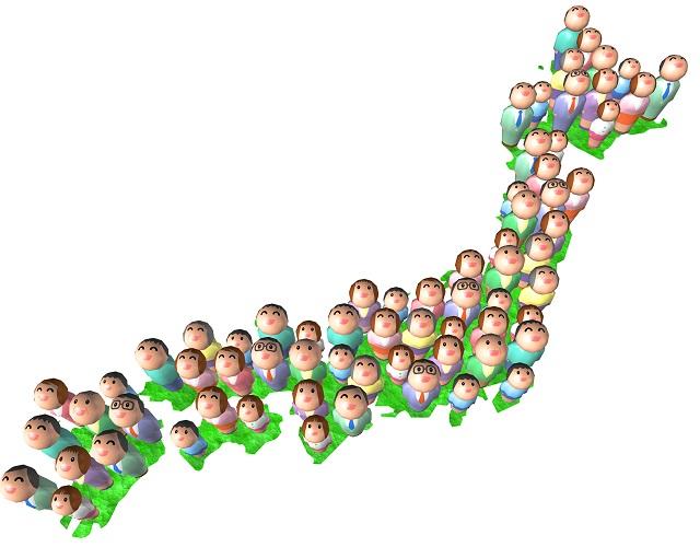 道府県 2020 ランキング 都 人口