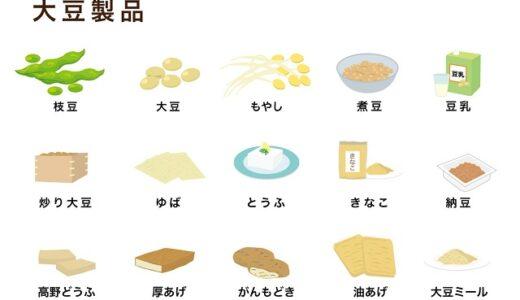 都道府県別の大豆の生産量ランキング
